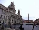 Piazza Navona e la Chiesa