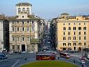 Via del Corso vista da Piazza Venezia