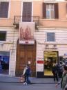 Vía del Corso - Casa di Goethe