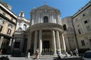 Santa Maria della Pace, edificata per un voto fatto da Papa Sisto IV alla Madonna