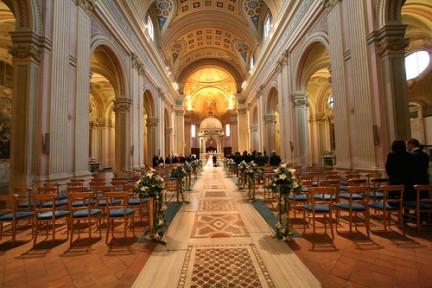 Matrimonio nella Basilica di Santa Sabina all'Aventino