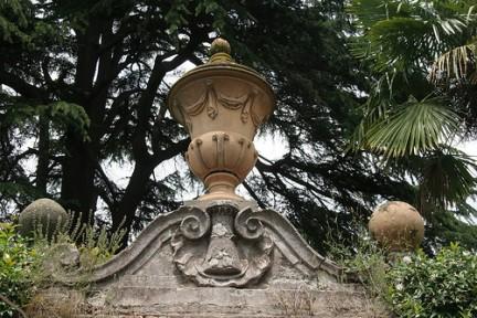 Partocolari antichi all'Aventino