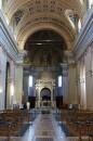 Interno della Chiesa di Sant'Alessio