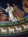 S. Pietro presenta S. Cosma a Cristo