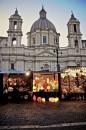 Bancarelle di Piazza Navona