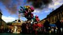 Colori del Natale in Piazza Navona