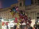 Natale e i palloncini per la gioia dei bambini