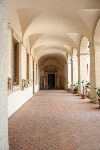 Interno Palazzo Altemps