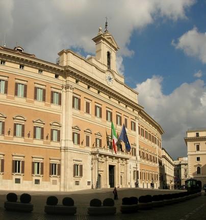 Roma le guide di supereva for Sede della camera dei deputati