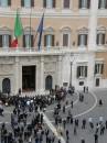 Palazzo Montecitorio durante la XVI legislatura