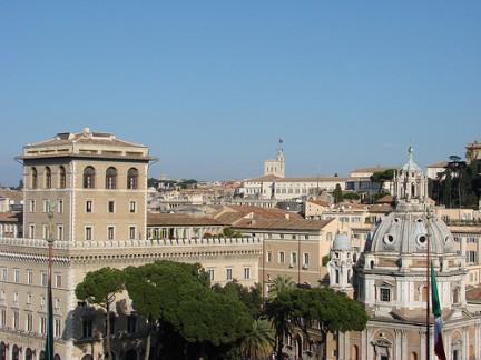 Panorama - Palazzo Venezia