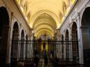 Interno Chiesa Trinita' dei Monti