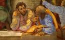 L'Assunzione dipinto di  Daniele da Volterra, nella Cappella della Rovere Chiesa Trinita' dei Monti.