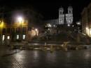 Notturno a Trinita' dei Monti