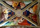 Sibille e profeti sulla volta della Cappella Pucci Chiesa Trinita' dei Monti.