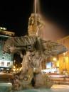 Piazza Barberini Fontana del Tritone