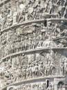 Particolare della Colonna di Marco Aurelio
