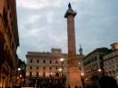 Sera in Piazza Colonna