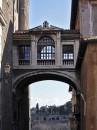 Arco con passaggio aereo in Piazza del Campidoglio