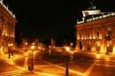 Piazza del Campidoglio di notte