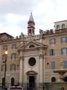 La Piazza sede del Palazzo di Francia