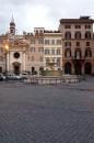 Un angolo di Piazza Farnese