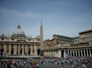 Folla di fedeli in Piazza di S. Pietro