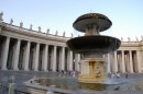 Fontana e Colonnato