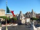 Piazza Venezia e Chiesa del Santissimo Nome di Maria