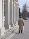 Passeggiando con la mia solitudine