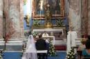 Matrimonio in Sant'Andrea al Quirinale