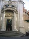 Facciata Sant'Andrea al Quirinale