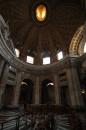 Veduta dell'interno della Chiesa