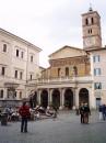 Chiesa e Piazza di Santa Maria in Trastevere