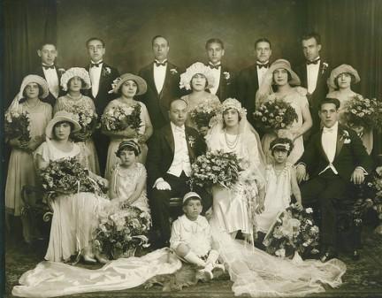 Matrimonio di tanto tempo fa