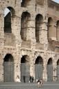Il Colosseo accogli gli sposi