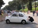 Sposarsi a Roma è anche questo...
