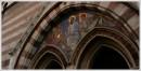 Particolare facciata chiesa San Paolo dentro le Mura