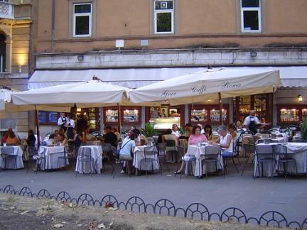 Bar di Via Veneto