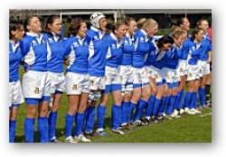 nazionale italiana femminile rugby