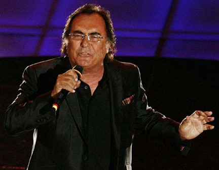 Sembra certo il ritorno di Al Bano a Sanremo