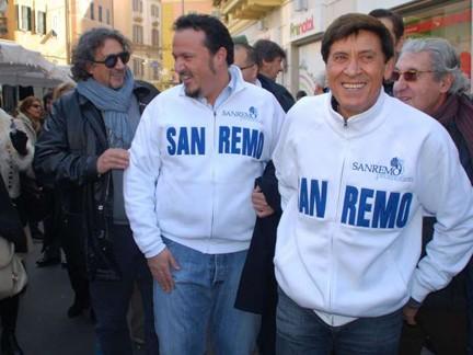 Gianni Morandi: Sanremo nel cuore!
