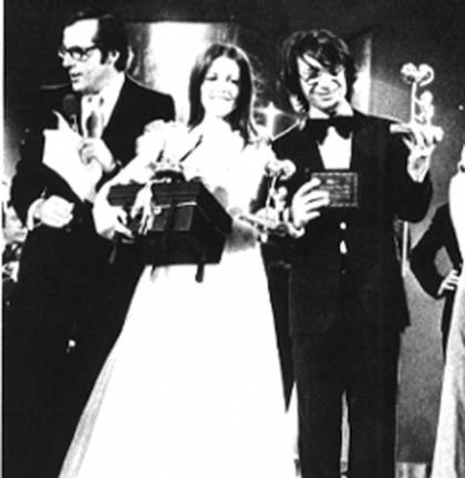 Nicola di Bari trionfa al Festival 1972