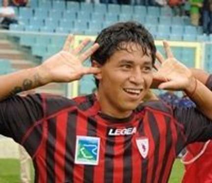 Mario Salgado, nuovo attaccante Torino