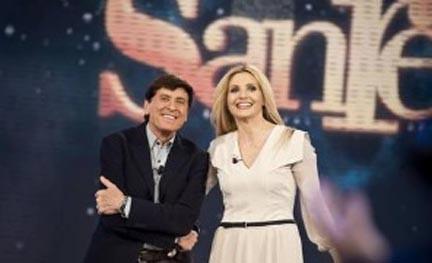 """Gianni Morandi e Lorella Cuccarini: l'""""alleanza"""" per Sanremo 2011"""