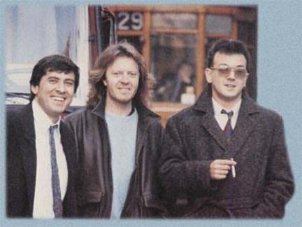 Il Trio trionfa a Sanremo 1987