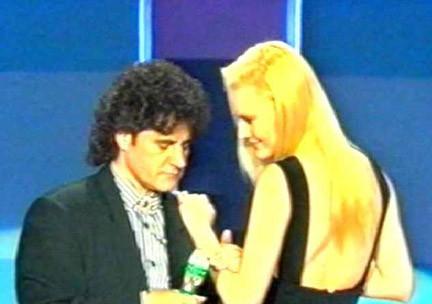 Fausto Leali ed Anna Oxa trionfano al Festival 1989