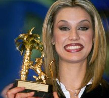 Annalisa Minetti trionfa a Sanremo '98