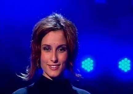 Serena Abrami al tempo della partecipazione ad X Factor (2009)