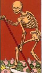 scheletro sogni simboli
